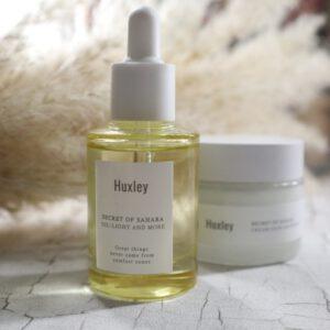 Huxleyn uudet kosmetiikkatuotteet testissä