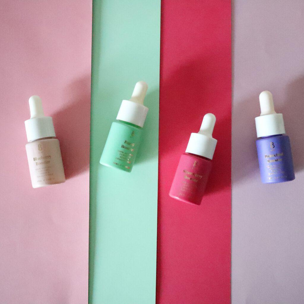 Bybi Beauty tuotteet ovat ravitsevia ja täynnä luonnon voimaa.