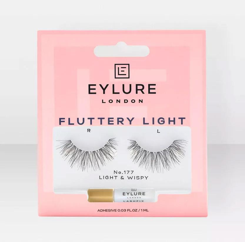 Fluttery Light 177 ripset sopii toistaan kaukana oleville silmille