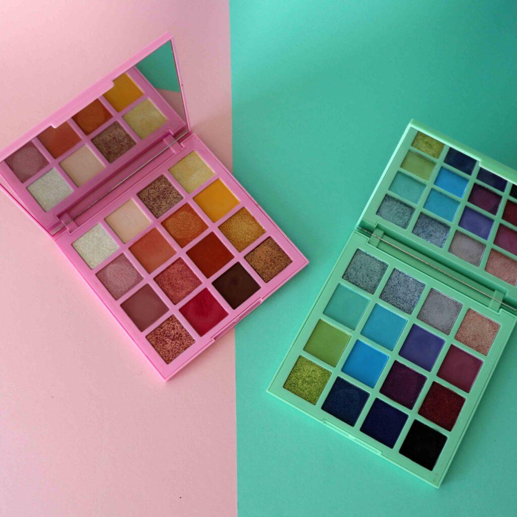 L.A. Girl paletit ovat suosikeitani. Myös nämä uudet Desert dream paletit kuuluu maaliskuun kauneussuosikit listalle.